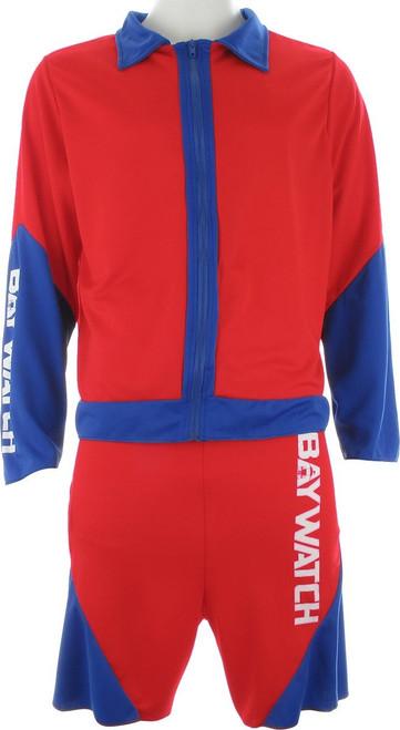 Baywatch Male Lifeguard Adult Costume