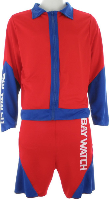 Baywatch Male Lifeguard Adult Costume