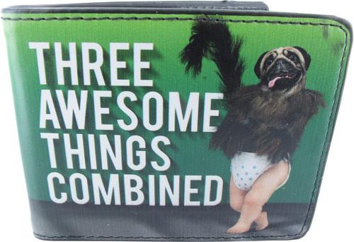 Pepsi Puppy Monkey Baby Wallet