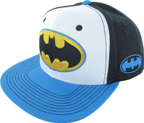 a8e42867 Batman Logo Sublimated Comics Bill Snapback Hat