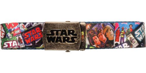 Star Wars Multiple Comic Books Belt