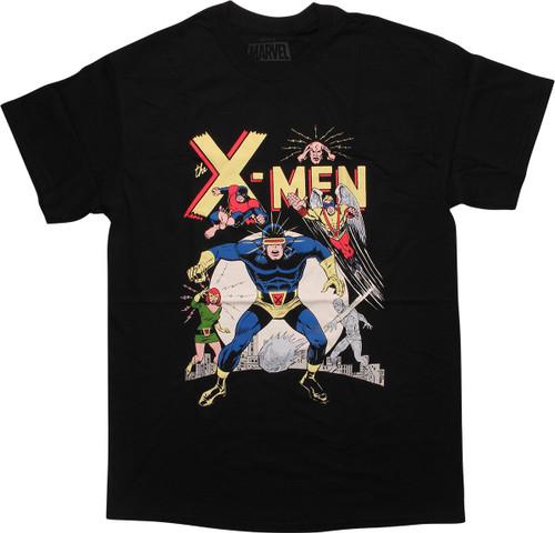 X Men Issue 87 Cover Fateful Finale T-Shirt