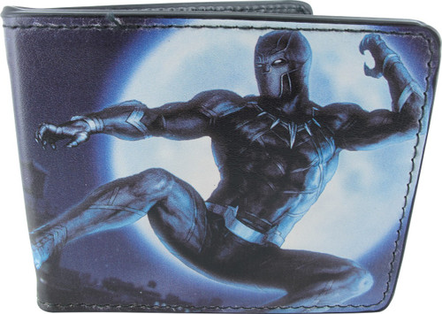 Black Panther Moon Attack Wallet