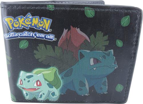 Pokemon Bulbasaur Evolutions Wallet
