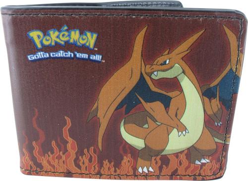 Pokemon Charizard Y Evolution Wallet