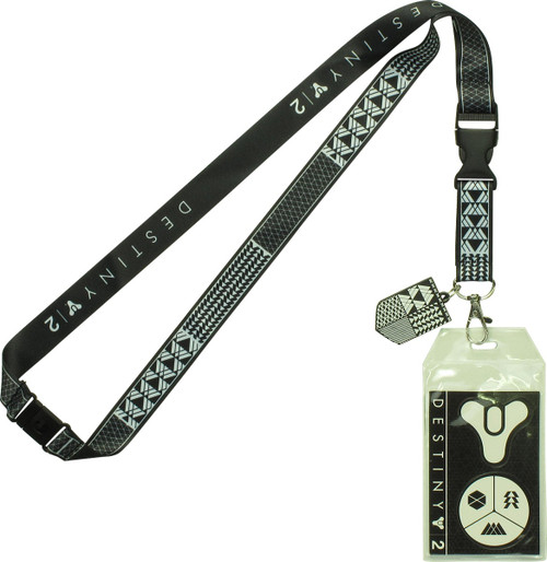 on sale 8af1b 7a233 Destiny 2 Symbols Charm Lanyard lanyard-destiny-2-symbols-charm