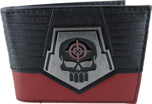 Suicide Squad Deadshot I Am Light Bi Fold Wallet