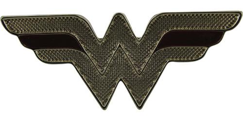 Wonder Woman WW Logo Ring