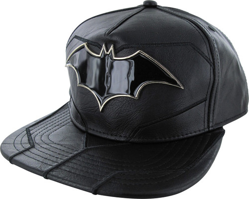 87094c00 Batman Rebirth Suit Up Metal Badge Snapback Hat