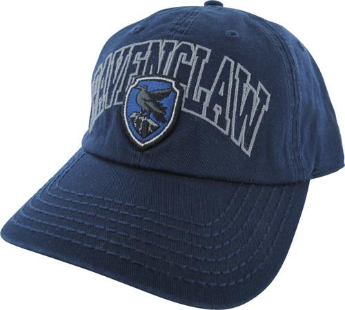 Harry Potter Ravenclaw Name Crest Snapback Hat