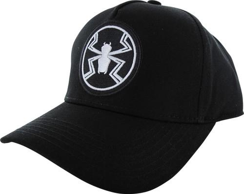 Venom Agent Venom Logo Snapback Hat