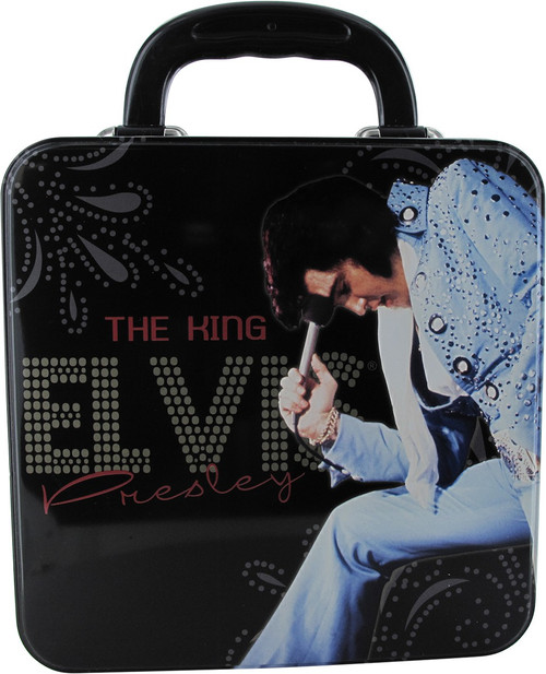 Elvis Presley The King Lunch Box