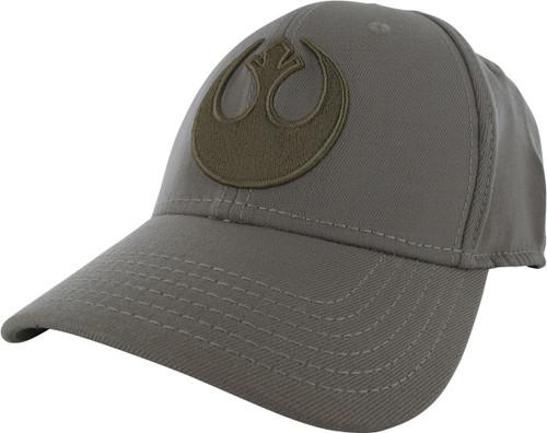 Star Wars Rebel Logo Tan Flex Hat