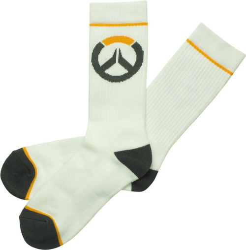 Overwatch Logo Crew Socks