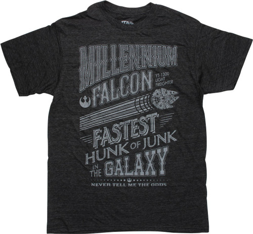 Star Wars Millennium Falcon Hunk of Junk T-Shirt