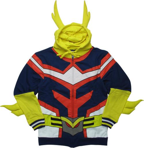My Hero Academia All Might Costume Hoodie