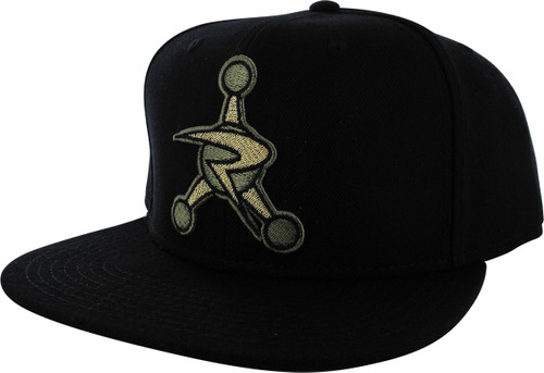Rick and Morty Council of Ricks Badge Snapback Hat