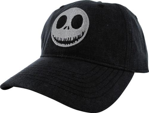 Nightmare Before Christmas Jack Smile Buckle Hat