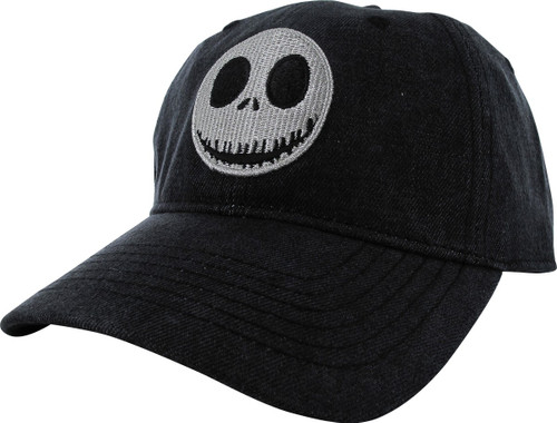Nightmare Before Christmas Jack Smile Buckle Hat