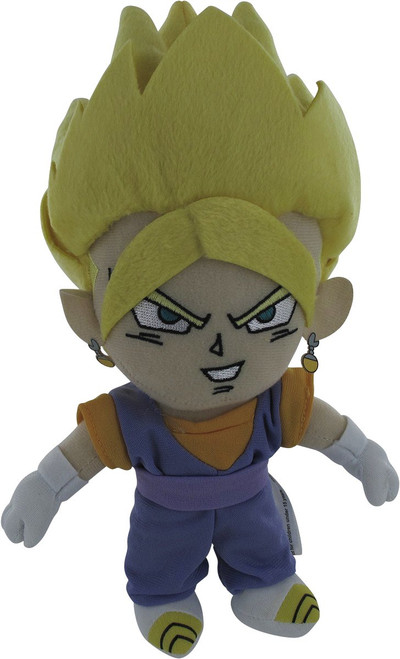 Dragon Ball Z Vegito 8 Inch Plush