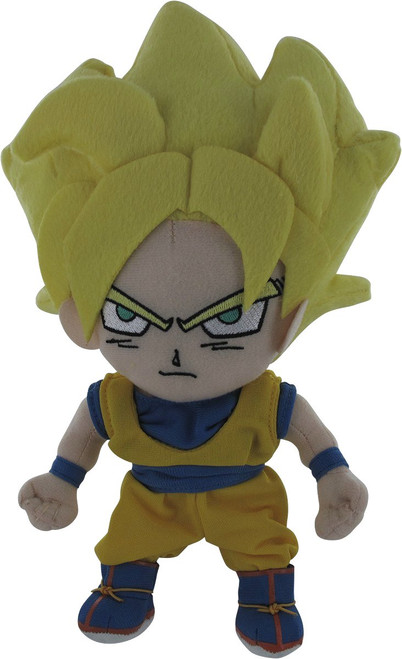 Dragon Ball Z Super Saiyan Goku Plush