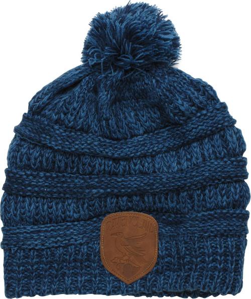 Harry Potter Ravenclaw Knit Pom Blue Beanie