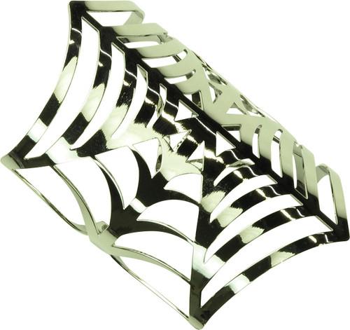 Spider-Gwen Web Metal Cuff Bracelet