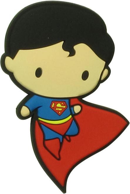 Superman Chibi Flight Mega Refrigerator Magnet