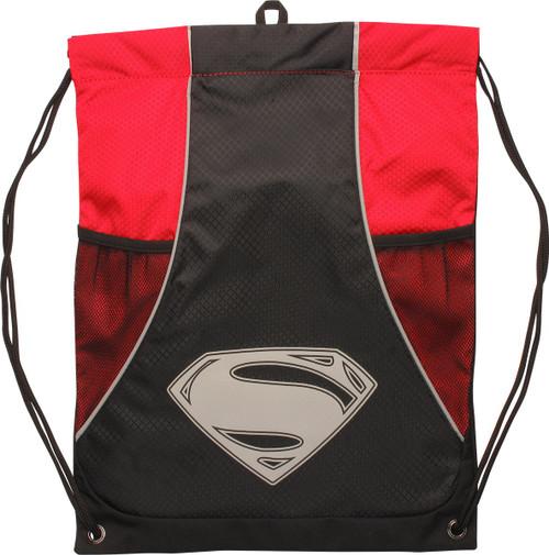 Batman v Superman Superman Logo Sport Backpack