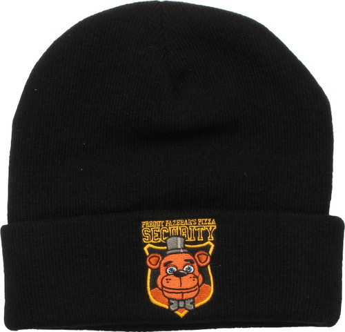 Five Nights at Freddy's Security Cuff Beanie