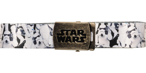 Star Wars Stormtroopers All Over Mesh Belt