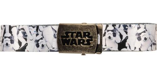Star Wars Stormtroopers All Over Mesh Belt