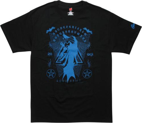 Batman Ouija Black T-Shirt