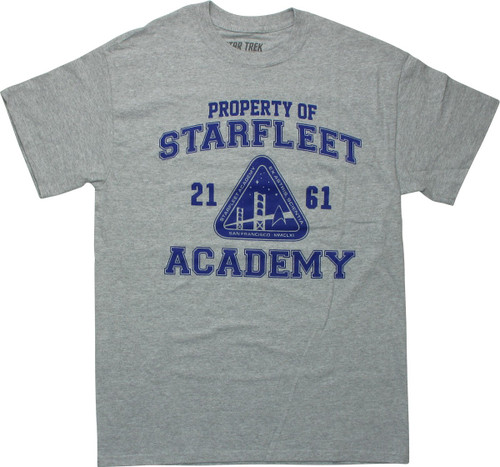 Star Trek Property of Starfleet Academy T-Shirt