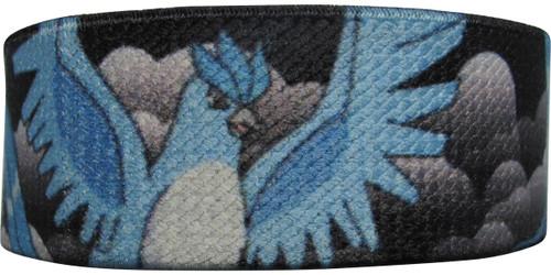 Pokemon Articuno Clouds Elastic Wristband