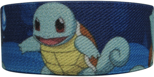 Pokemon Squirtle Water Elastic Wristband