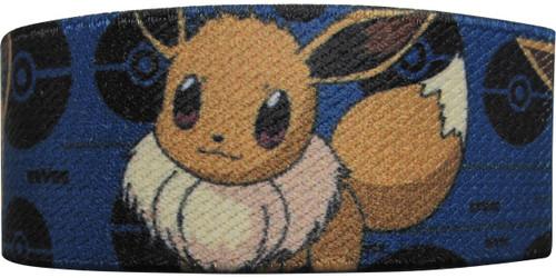 Pokemon Eevee Poke Balls Elastic Wristband