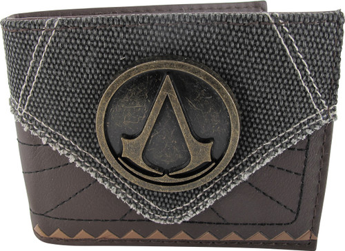 Assassins Creed Suit Up Bi-Fold Wallet