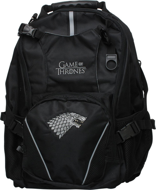 Game of Thrones Stark House Insignia Backpack