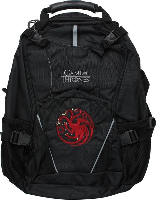 Game of Thrones Targaryen House Insignia Backpack