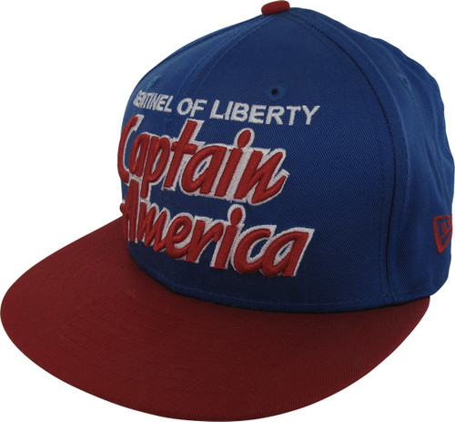 Captain America Sentinel of Liberty 9Fifty Hat