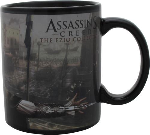 Assassins Creed Ezio Collection Heat Changing Mug