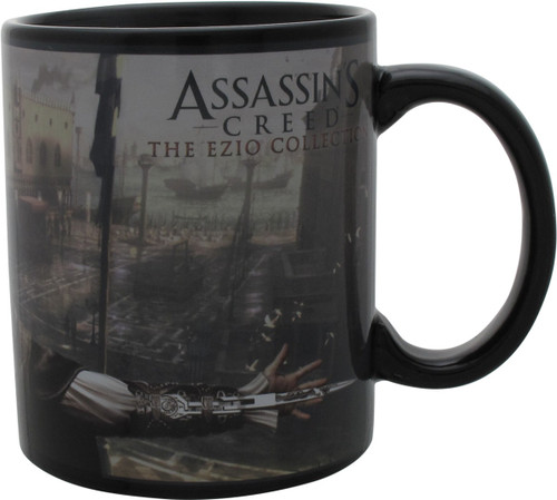 Assassins Creed Ezio Collection Heat Changing Mug