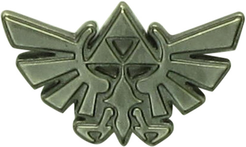 Legend of Zelda Triforce Logo Lapel Pin