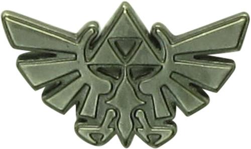 Legend of Zelda Triforce Logo Lapel Pin