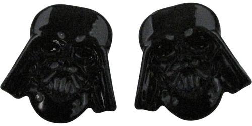 Star Wars Darth Vader Helmet Stud Earrings