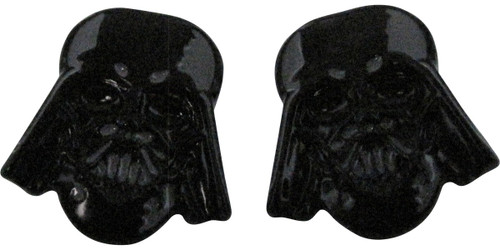 Star Wars Darth Vader Helmet Stud Earrings