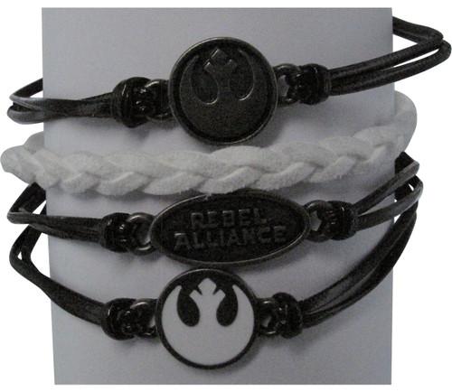 Star Wars Rebel Alliance Bracelet Set