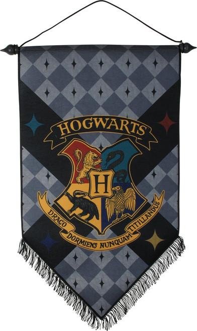 Harry Potter Hogwarts Felt Banner Flag