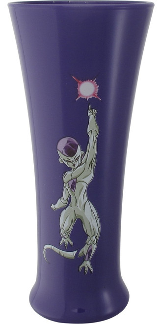 Dragon Ball Z Frieza Fluted Glass